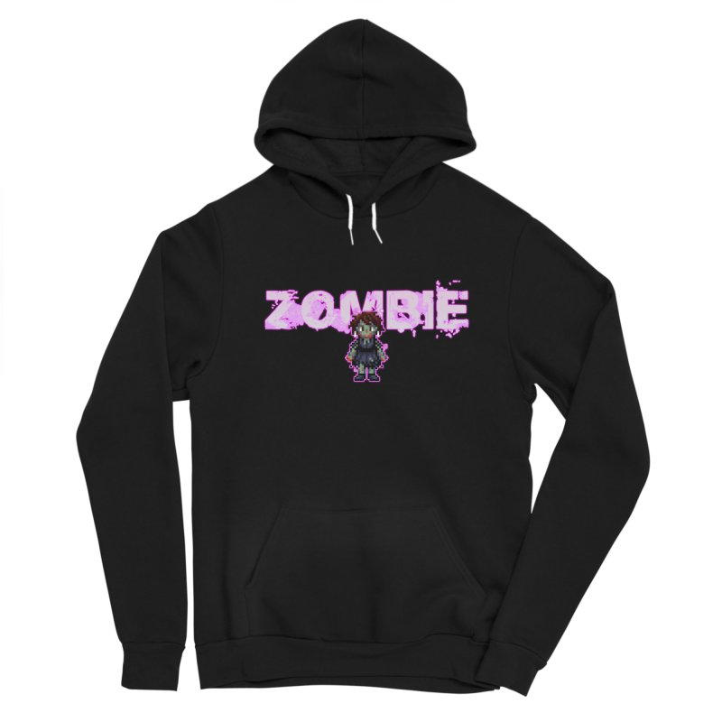 Zombie Perc 1 Women's Sponge Fleece Pullover Hoody by lil merch