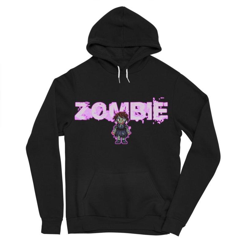 Zombie Perc 1 Men's Sponge Fleece Pullover Hoody by lil merch