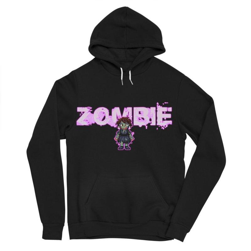Zombie Perc 1 Women's Sponge Fleece Pullover Hoody by lil merch