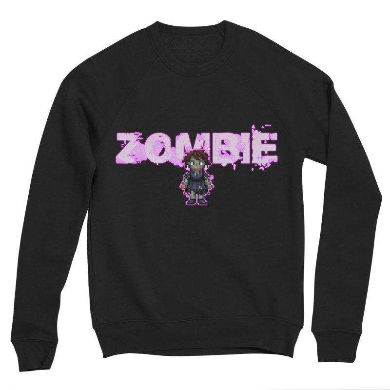 Zombie Perc 1 Women's Sponge Fleece Sweatshirt by lil merch
