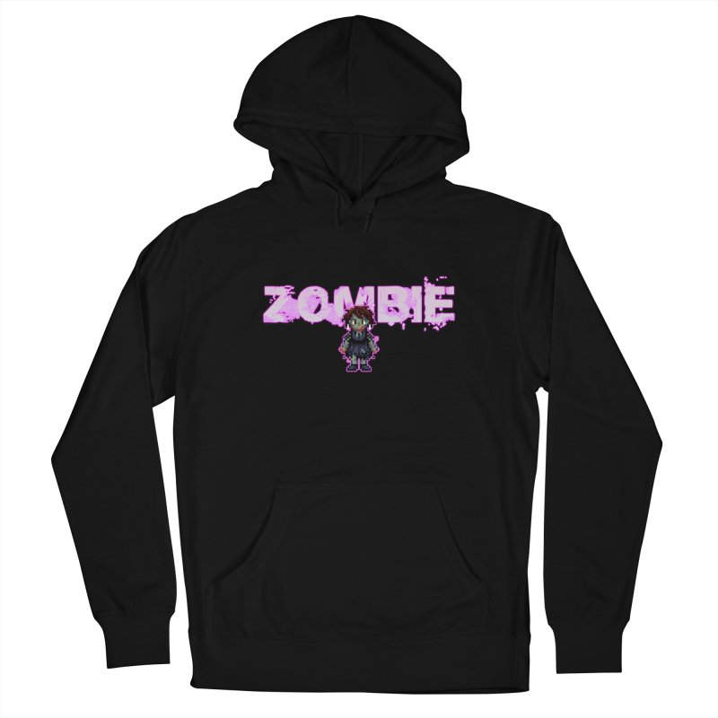 Zombie Perc 1 Men's French Terry Pullover Hoody by lil merch