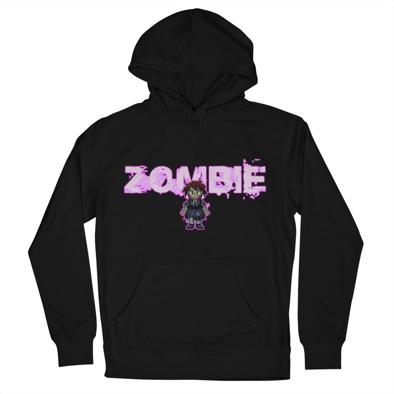 Zombie Perc 1 Women's French Terry Pullover Hoody by lil merch