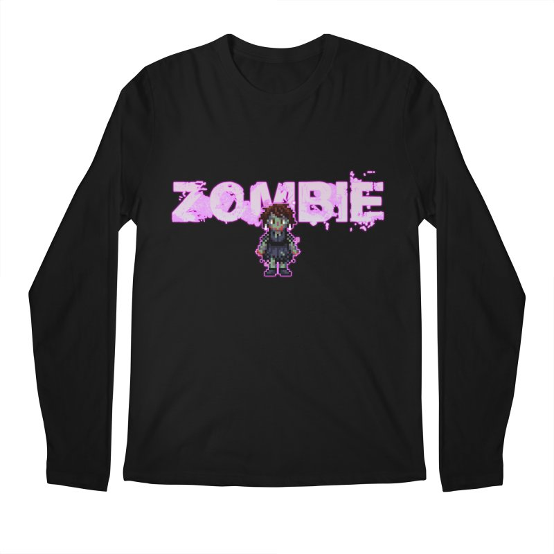 Zombie Perc 1 Men's Longsleeve T-Shirt by lil merch