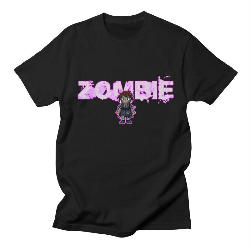 Zombie Perc 1 Men's T-Shirt by lil merch