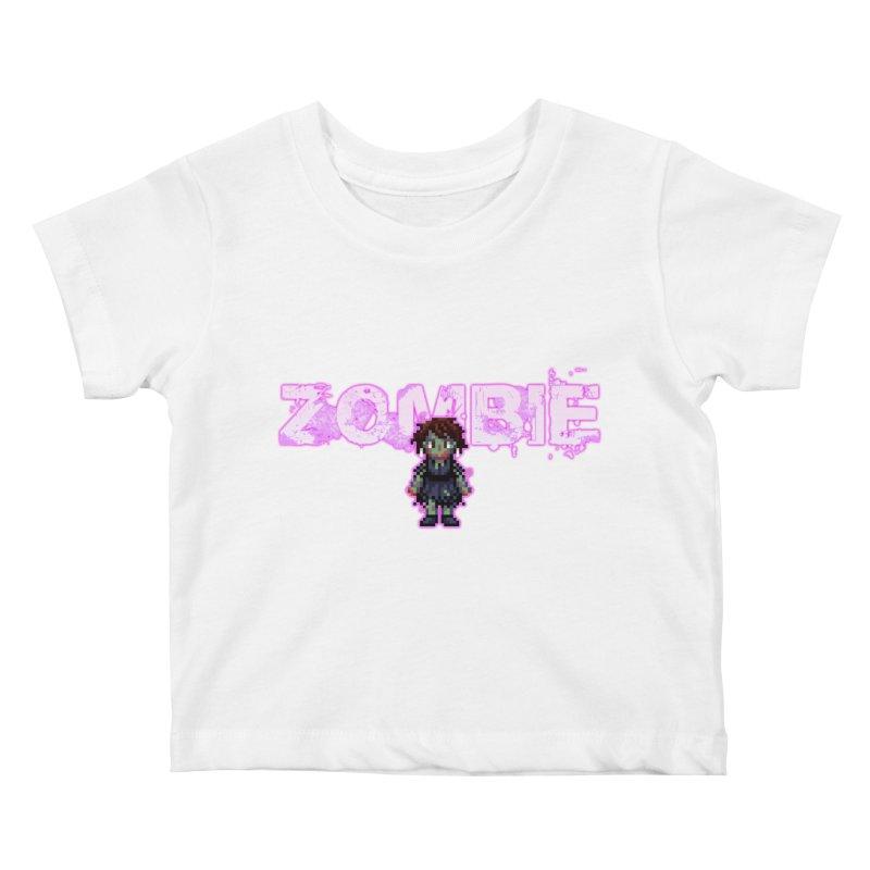 Zombie Perc 1 Kids Baby T-Shirt by lil merch