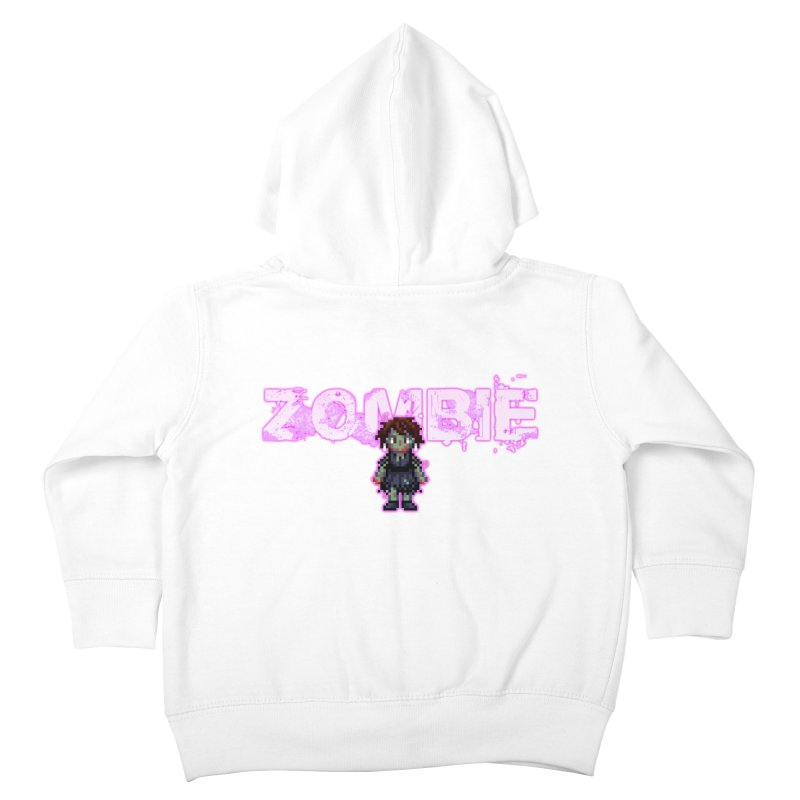 Zombie Perc 1 Kids Toddler Zip-Up Hoody by lil merch
