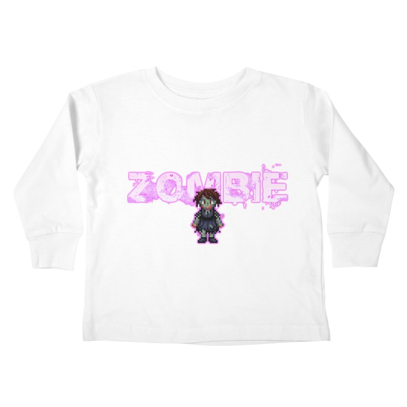 Zombie Perc 1 Kids Toddler Longsleeve T-Shirt by lil merch