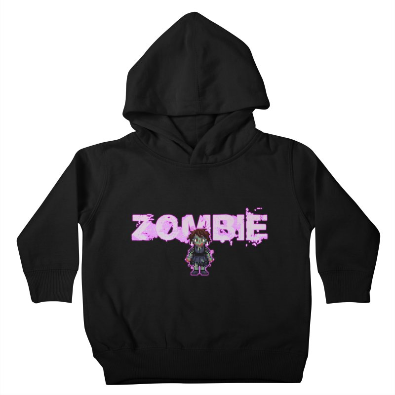 Zombie Perc 1 Kids Toddler Pullover Hoody by lil merch