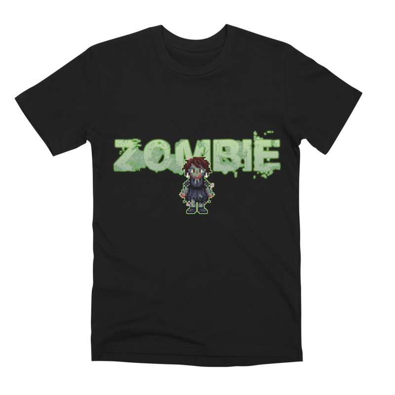 Zombie Sprite 2 Men's Premium T-Shirt by lil merch