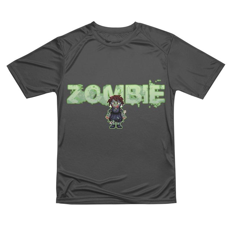Zombie Sprite 2 Women's Performance Unisex T-Shirt by lil merch
