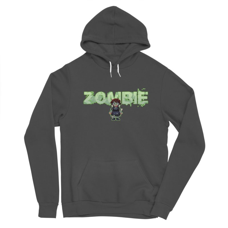 Zombie Sprite 2 Women's Sponge Fleece Pullover Hoody by lil merch