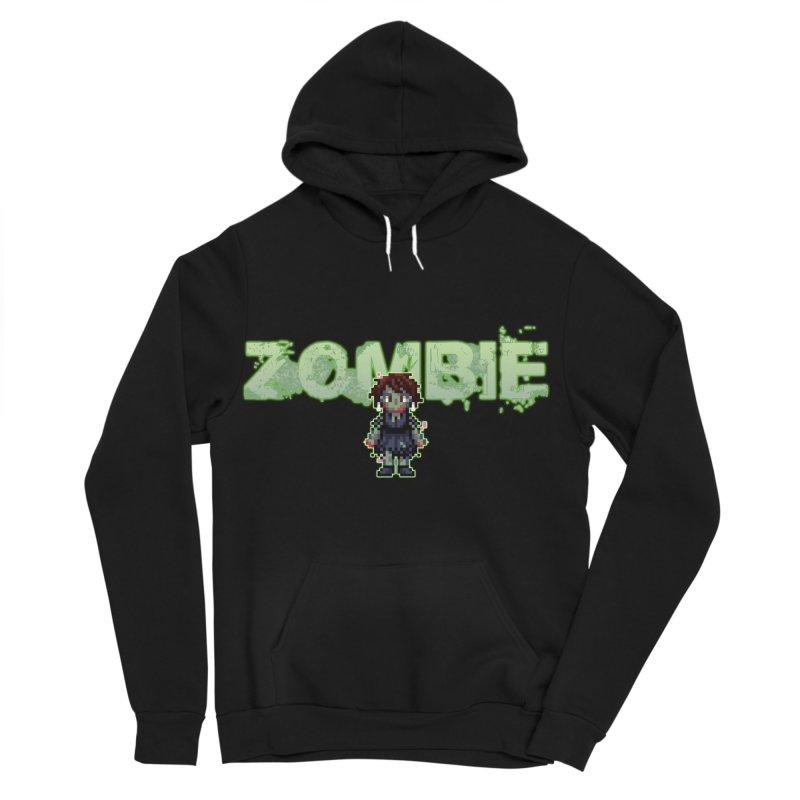 Zombie Sprite 2 Women's Sponge Fleece Pullover Hoody by lil merch