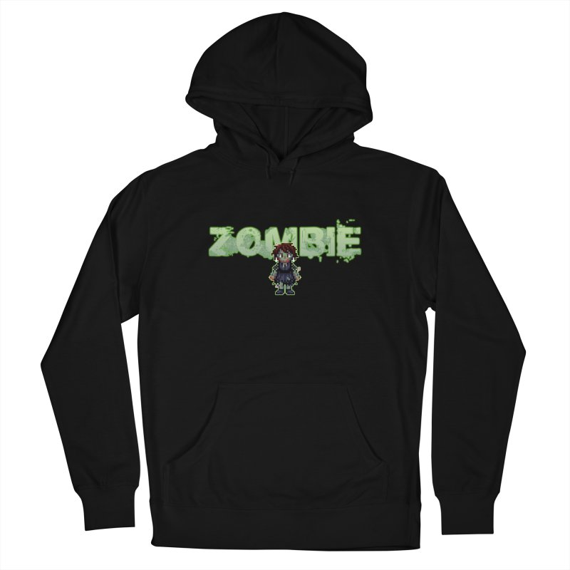 Zombie Sprite 2 Women's Pullover Hoody by lil merch