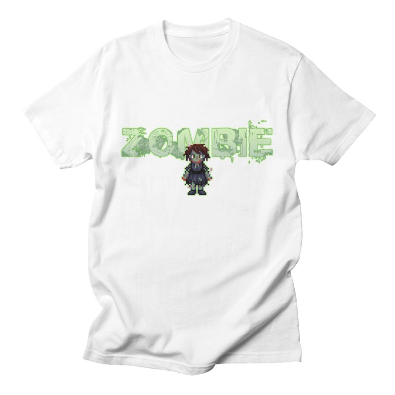 Zombie Sprite 2 Men's T-Shirt by lil merch