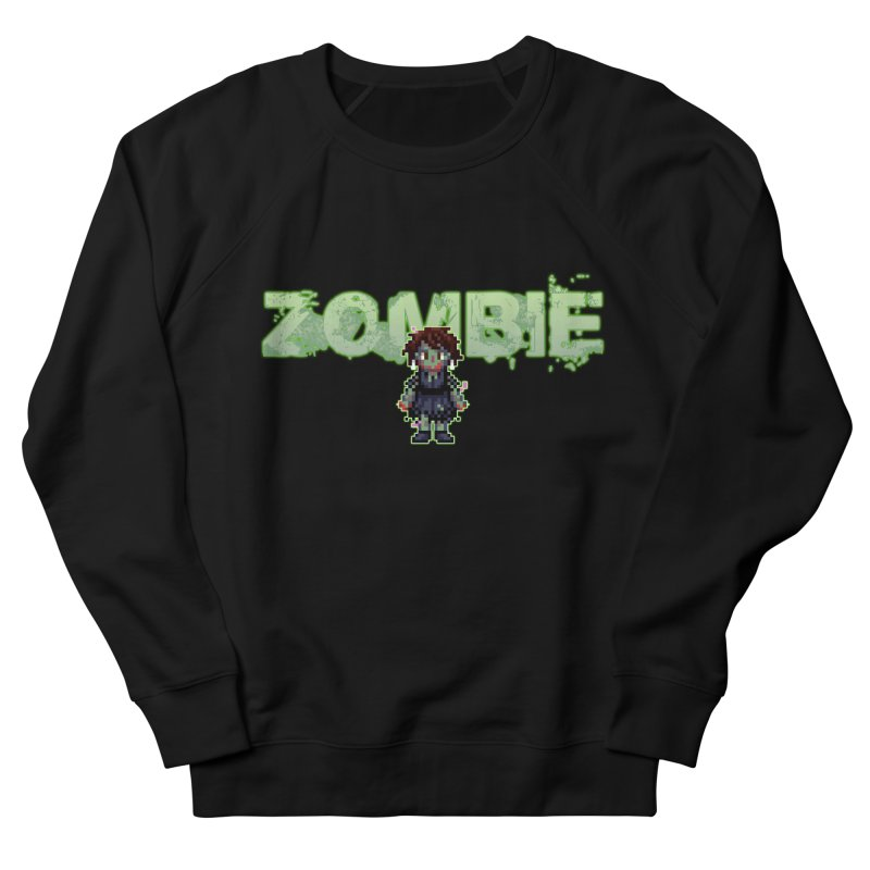 Zombie Sprite 2 Men's Sweatshirt by lil merch