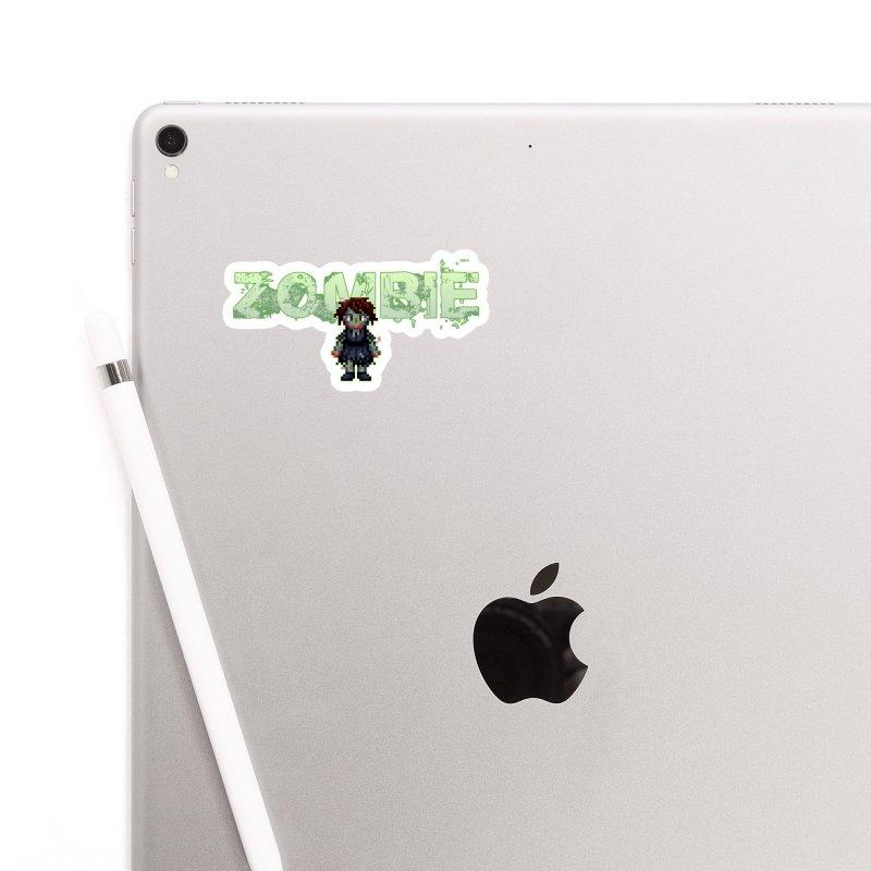Zombie Sprite 2 Accessories Sticker by lil merch