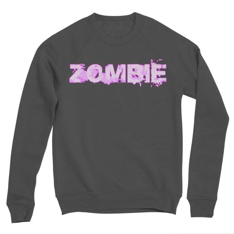 Zombie Type Men's Sponge Fleece Sweatshirt by lil merch