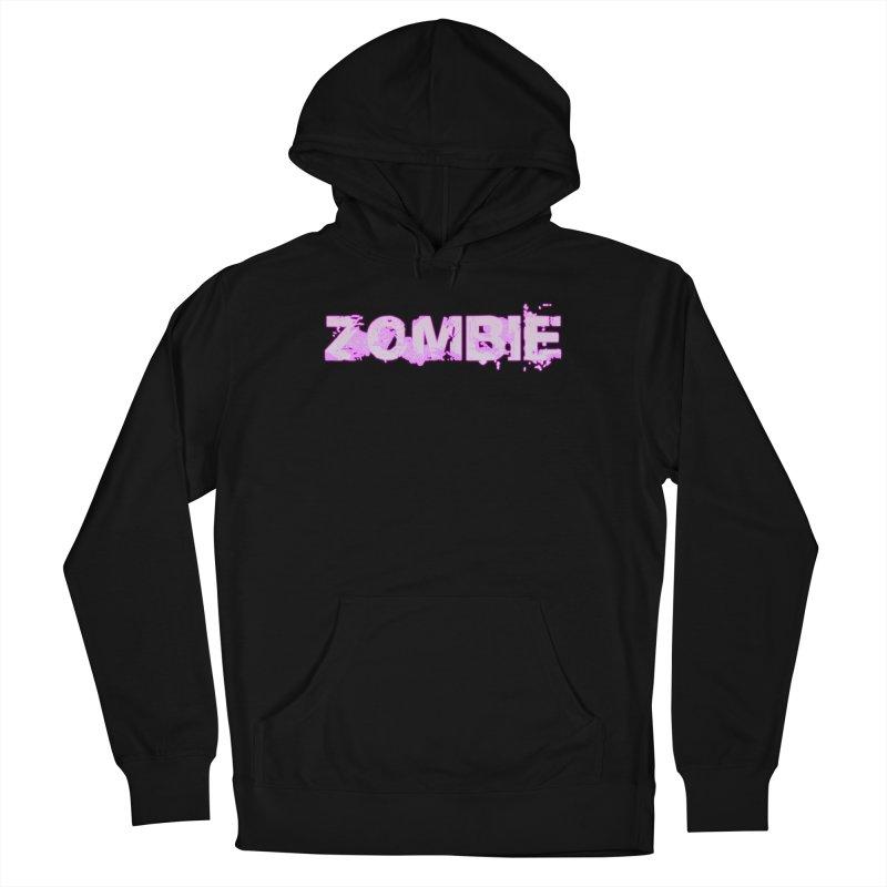 Zombie Type Women's Pullover Hoody by lil merch