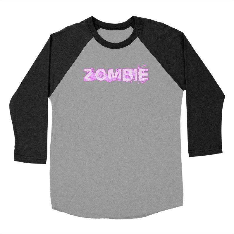 Zombie Type Men's Longsleeve T-Shirt by lil merch