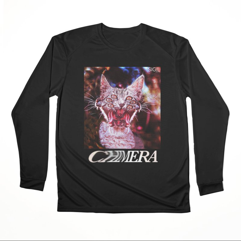Chimera 1 Men's Performance Longsleeve T-Shirt by lil merch