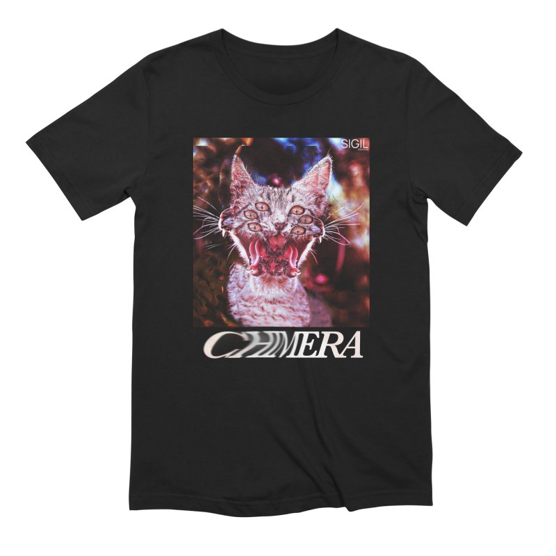 Chimera 1 Men's T-Shirt by lil merch
