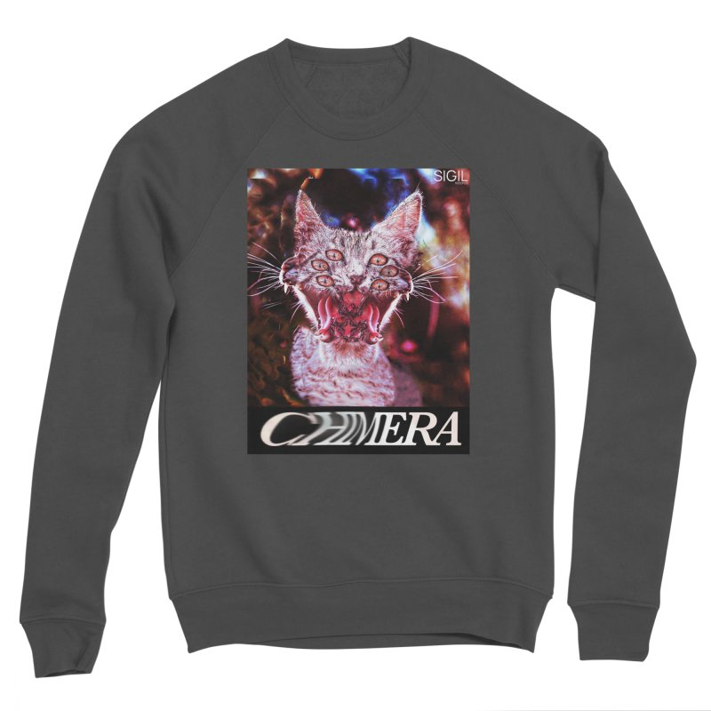 Chimera 1 Women's Sponge Fleece Sweatshirt by lil merch