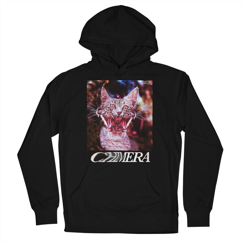 Chimera 1 Men's French Terry Pullover Hoody by lil merch