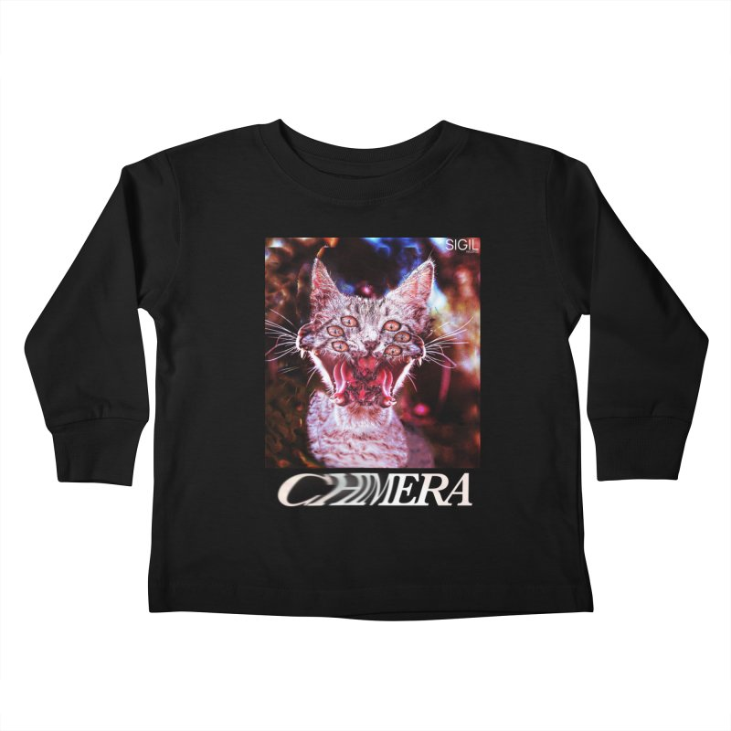 Chimera 1 Kids Toddler Longsleeve T-Shirt by lil merch