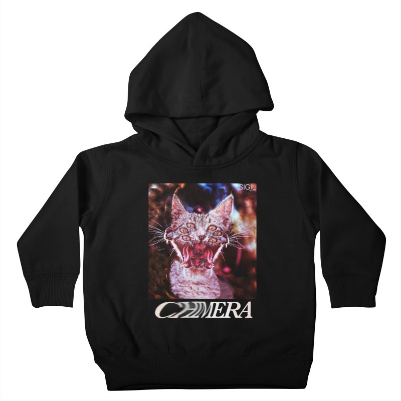 Chimera 1 Kids Toddler Pullover Hoody by lil merch