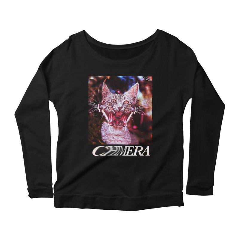 Chimera 1 Women's Scoop Neck Longsleeve T-Shirt by lil merch