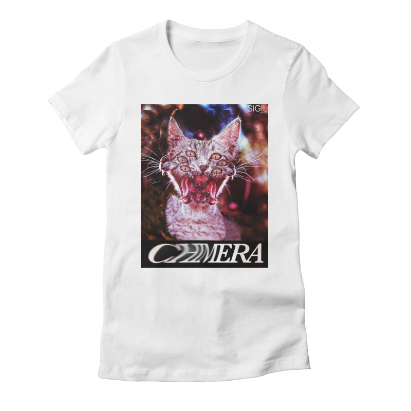 Chimera 1 Women's T-Shirt by lil merch
