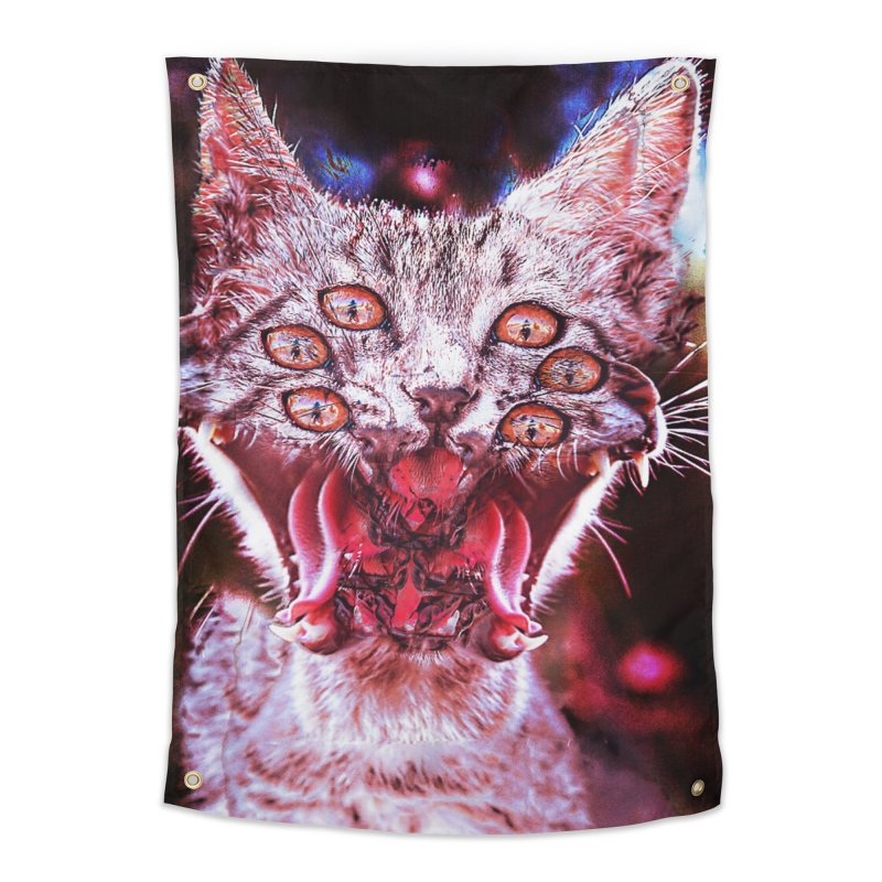 Chimera 1 Home Tapestry by lil merch