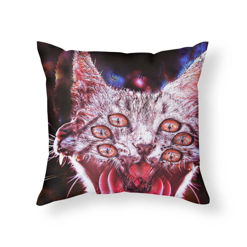 Chimera 1 Home Throw Pillow by lil merch