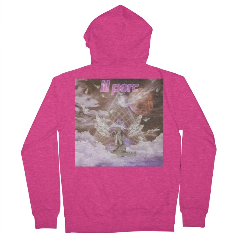 Penance (Lil Perc) Women's French Terry Zip-Up Hoody by lil merch