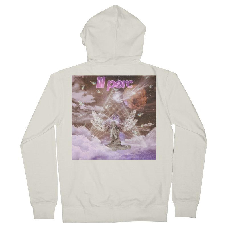 Penance (Lil Perc) Men's French Terry Zip-Up Hoody by lil merch