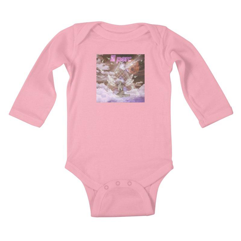 Penance (Lil Perc) Kids Baby Longsleeve Bodysuit by lil merch