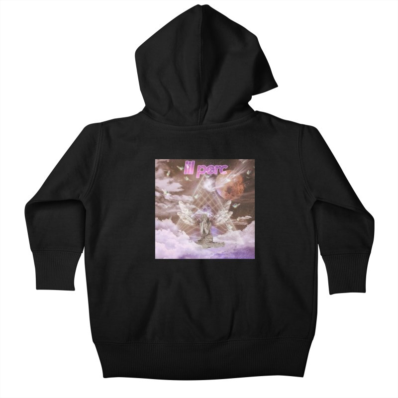 Penance (Lil Perc) Kids Baby Zip-Up Hoody by lil merch