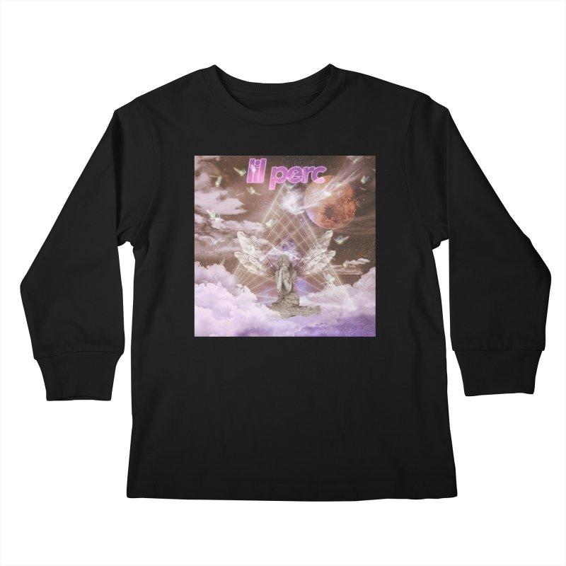 Penance (Lil Perc) Kids Longsleeve T-Shirt by lil merch
