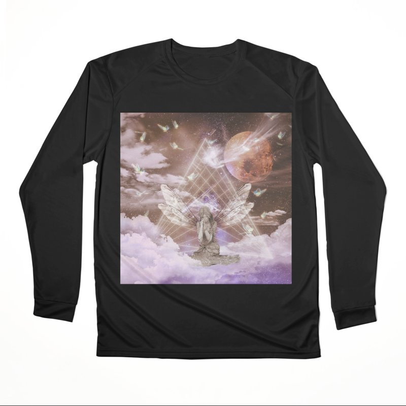 Penance (Art) Women's Longsleeve T-Shirt by lil merch