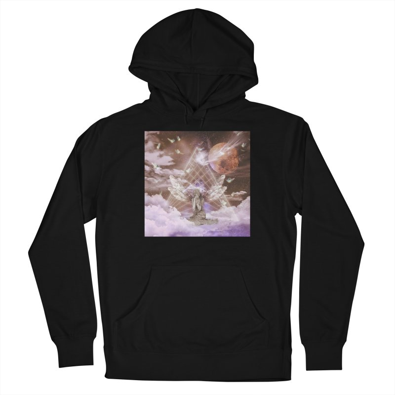 Penance (Art) Men's French Terry Pullover Hoody by lil merch