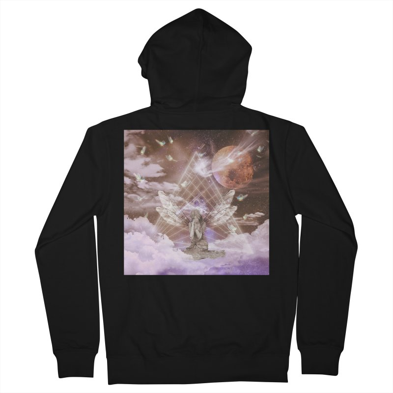 Penance (Art) Women's French Terry Zip-Up Hoody by lil merch
