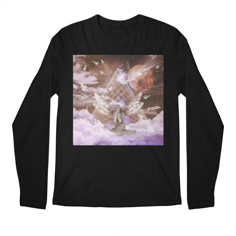 Penance (Art) Men's Longsleeve T-Shirt by lil merch