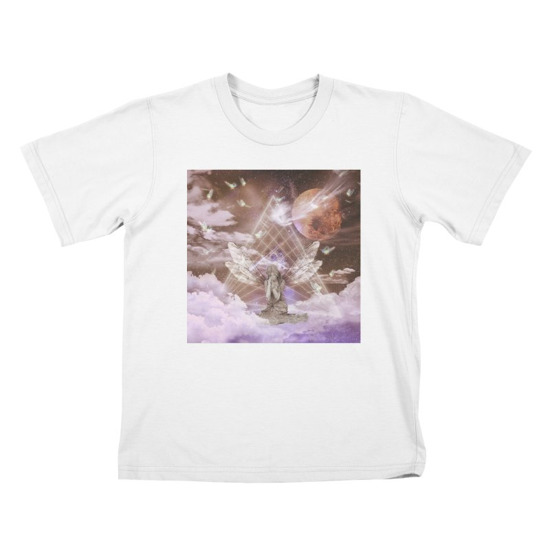 Penance (Art) Kids T-Shirt by lil merch