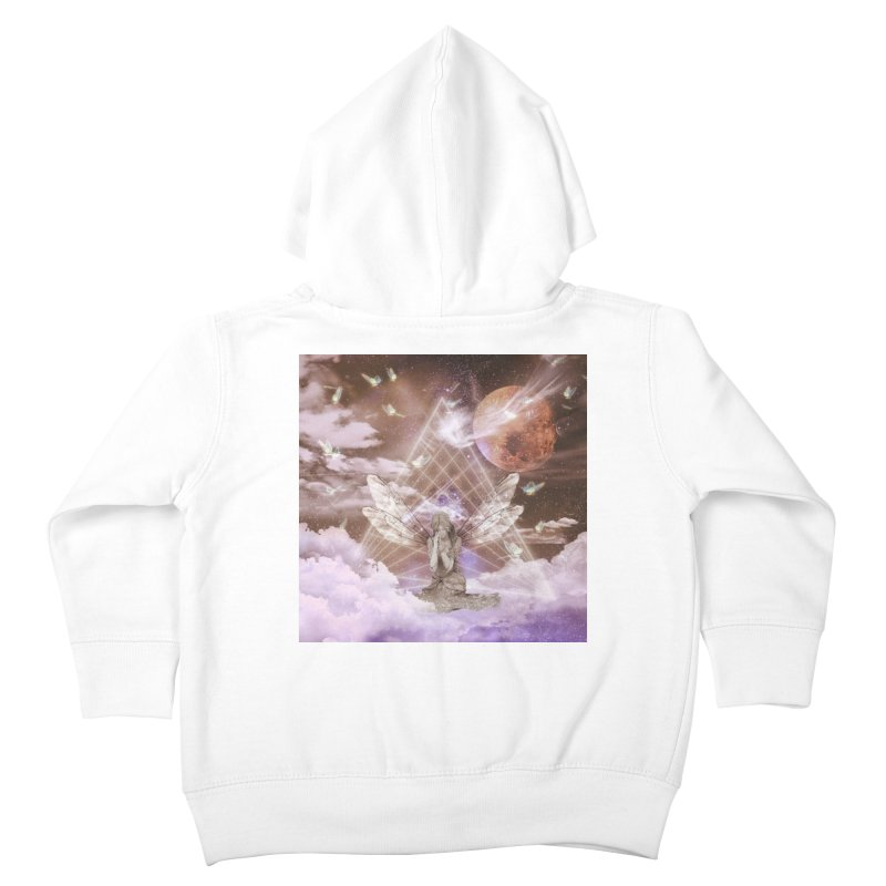 Penance (Art) Kids Toddler Zip-Up Hoody by lil merch