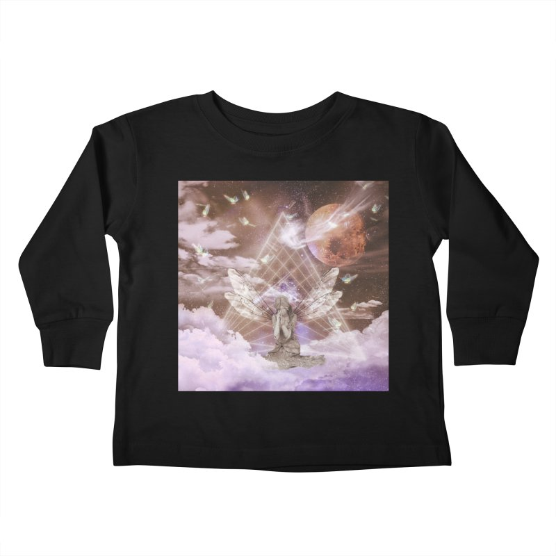 Penance (Art) Kids Toddler Longsleeve T-Shirt by lil merch