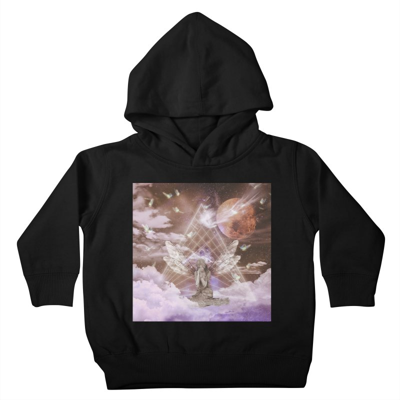 Penance (Art) Kids Toddler Pullover Hoody by lil merch