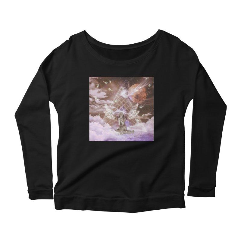 Penance (Art) Women's Scoop Neck Longsleeve T-Shirt by lil merch
