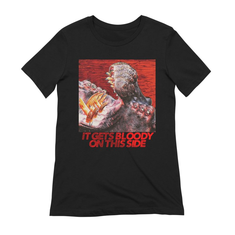 Bloody Women's Extra Soft T-Shirt by lil merch