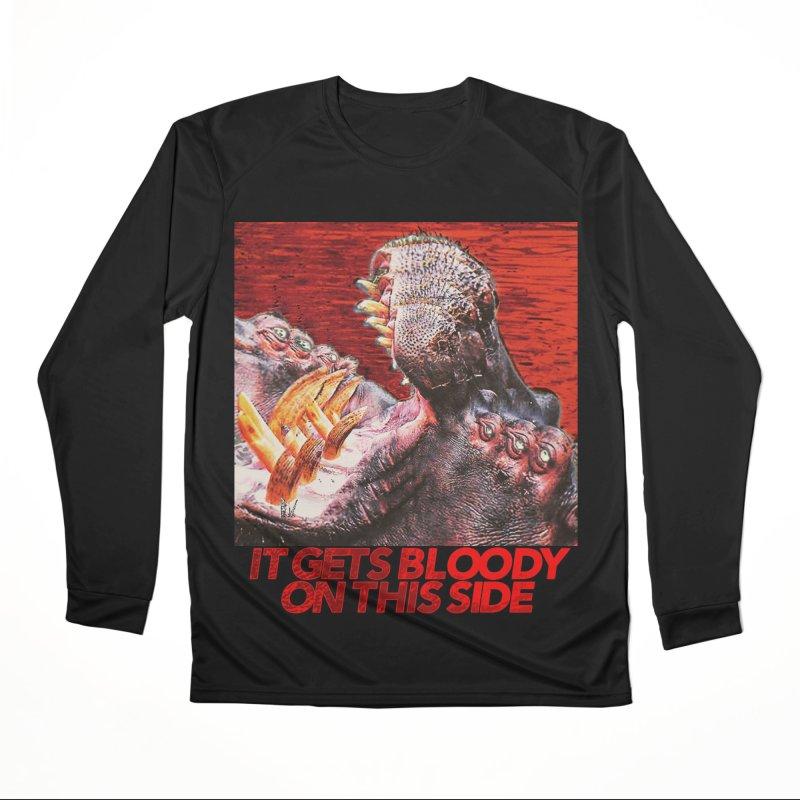 Bloody Women's Longsleeve T-Shirt by lil merch