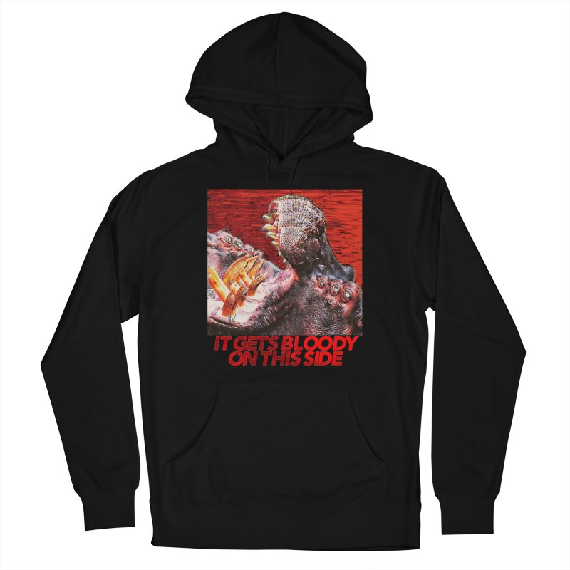 Bloody Women's Pullover Hoody by lil merch